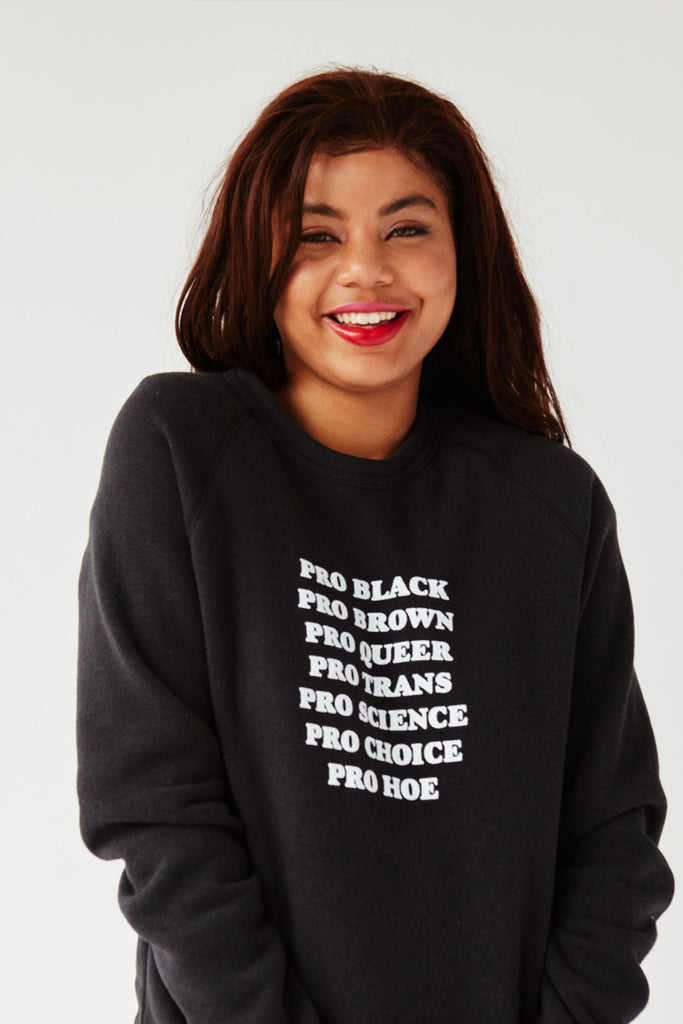 PRO PEOPLE SWEATSHIRT