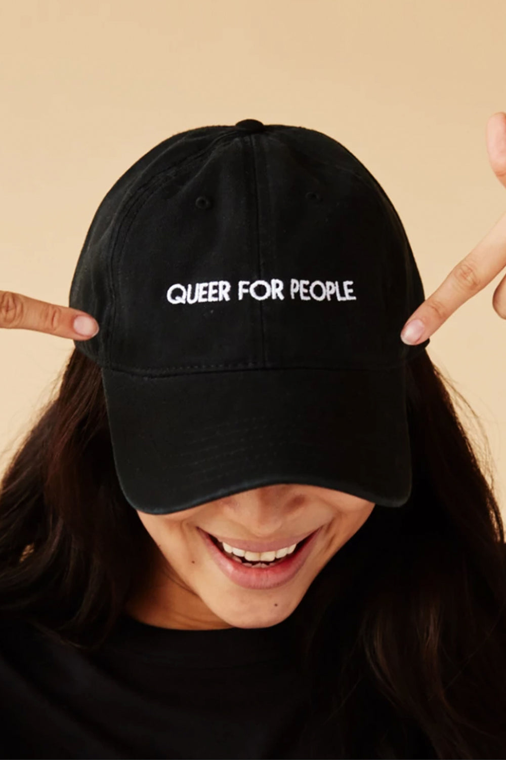QUEER FOR PEOPLE CAP
