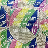 FRAGILE MASCULINITY PATCH