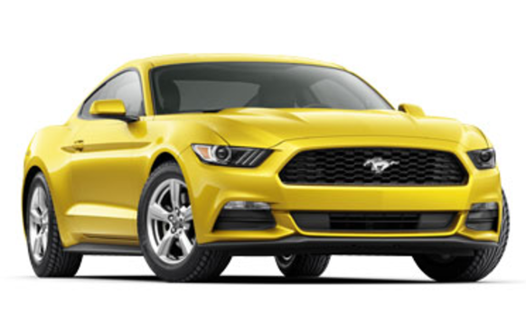 2015+ Ford Mustang Ecoboost