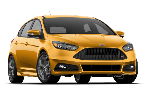 2013+ Ford Focus ST