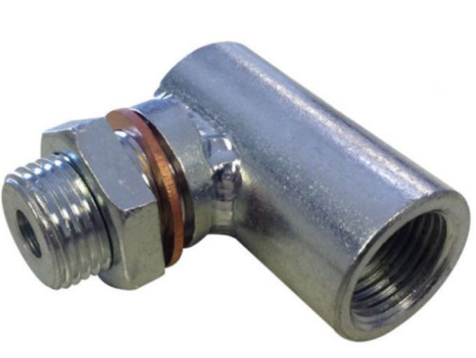 Universal Ford 02 sensor extension elbow (defouler)