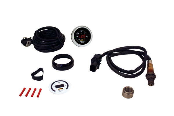 AEM UEGO wideband air/fuel ratio gauge