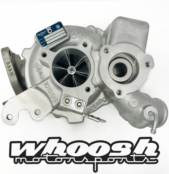 whoosh HYBRID TURBO UPGRADE 2014-2019 Fiesta ST 1.6L