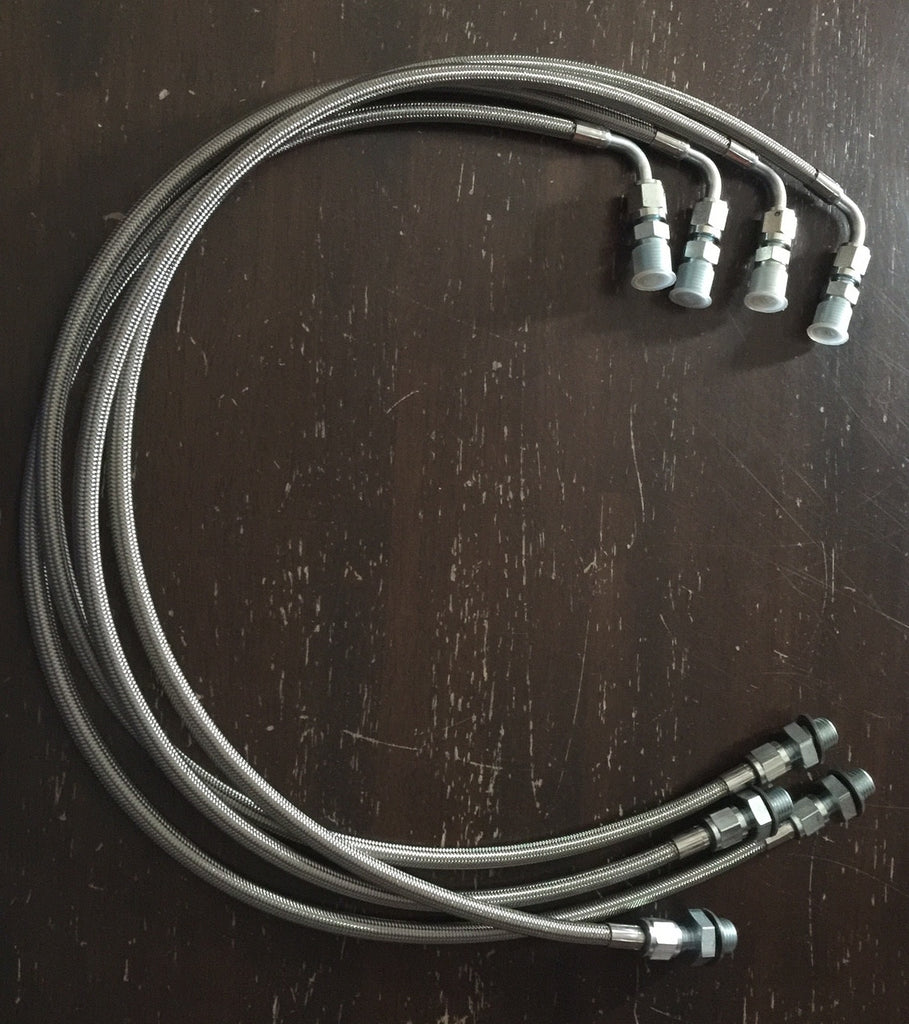whoosh turbo oil feed line kit (V3) *FREE SHIPPING*