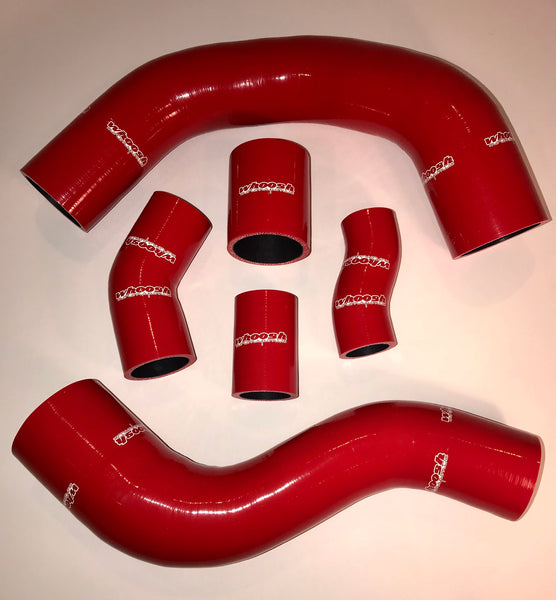 2014+ Fiesta ST whoosh brand Intercooler Boost Hose Kit *FREE SHIPPING*