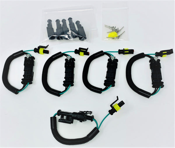 VR Plug and Play AUX Fuel Harness 2014-2019 Fiesta ST *FREE SHIPPING*
