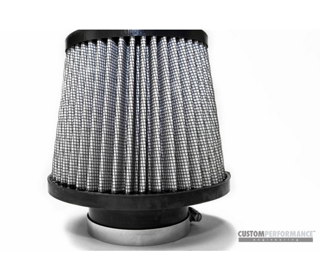 "cp-e performance air filter (3"" inlet ID)"