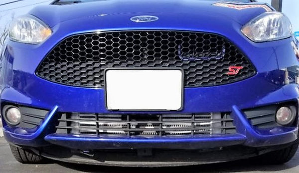 Bravo Alpha Performance BIG Fiesta ST Intercooler Kit 2014-2019 *FREE SHIPPING*