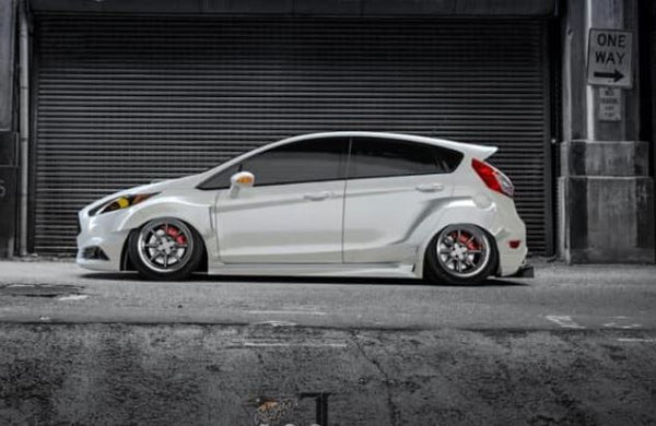 Carbon Pixels wide body kit 2014-2019 Fiesta ST (5 door) *FREE SHIPPING*