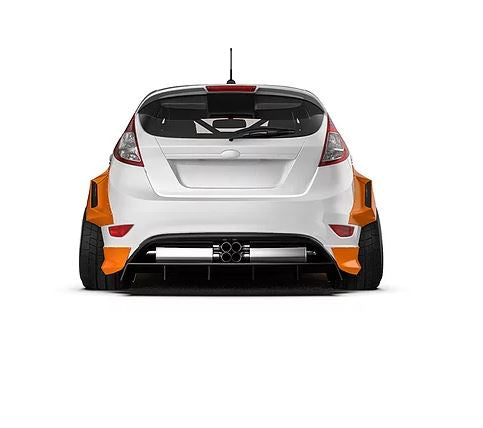 Carbon Pixels wide body kit 2013-2017 Fiesta ST180 (3 door) *FREE SHIPPING*