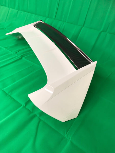2014+ Fiesta DeltaStyling S-R Rear Spoiler *3 options available*