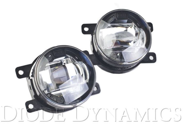 Diode Dynamics LUXEON LED Fog Lamps Fiesta ST 2014-2019