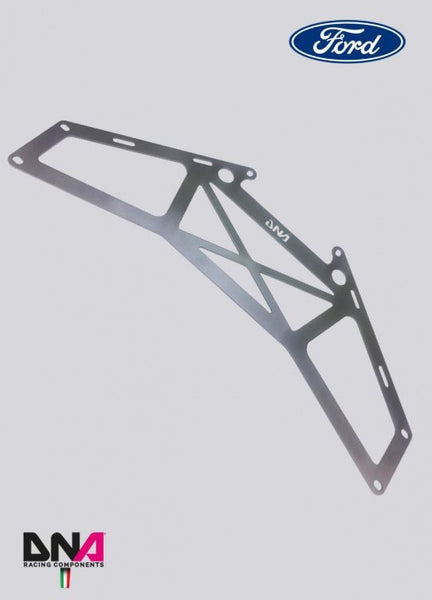DNA Racing bottom subframe stiffening brace kit Fiesta ST 2014-2019