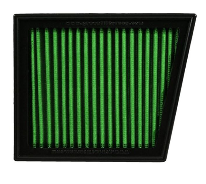 Green Filter Performance Panel Filter Upgrade 2014+ Fiesta ST