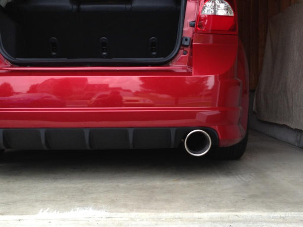 Magnaflow cat back exhaust