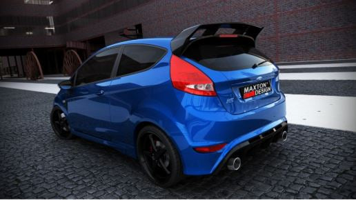 Maxton Design RS Style rear spoiler 2014-2019 Fiesta ST