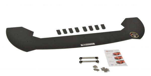 Maxton V1 and V2 Racing Front Splitter w/tie rods 2014-2019 Fiesta ST