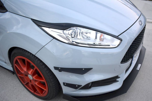 Maxton V2 headlight eyebrows 2014-2019 Fiesta ST
