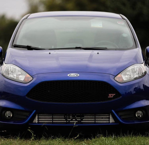 cp-e Ford Fiesta ST ΔCore™ Front Mount Intercooler w/ Dissipate Coating