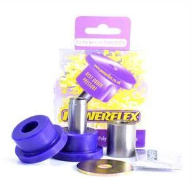 "POWERFLEX Fiesta ST rear motor mount ""small bushing"" replacement kit"