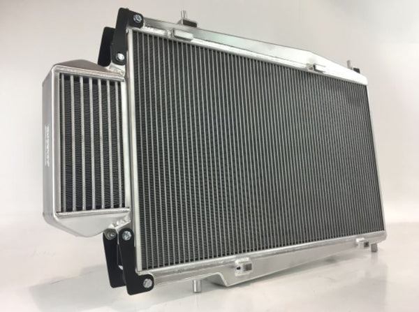 Pro Alloy Radiator and Oil Cooler Fiesta ST 2014+