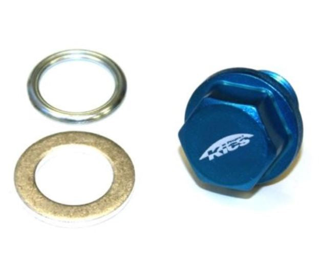 Project Kics magnetic oil drain plug 2014-2018 Ford Fiesta ST