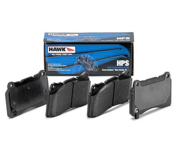 2014-2017 Fiesta ST Hawk HPS 5.0 Rear Brake Pads *FREE SHIPPING*