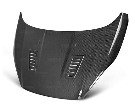 Seibon 14+ Ford Fiesta RS Style Carbon Fiber Hood