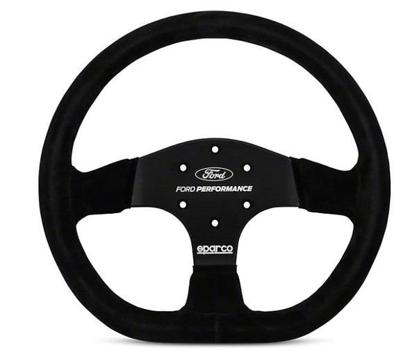 Sparco Ford Performance Off-Road Steering Wheel 2014-2019 Fiesta
