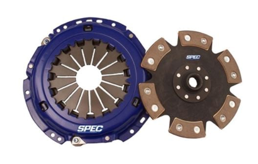 Spec Clutches Staged kits (Stage 1 - 5)  2014-2018 Ford Fiesta ST