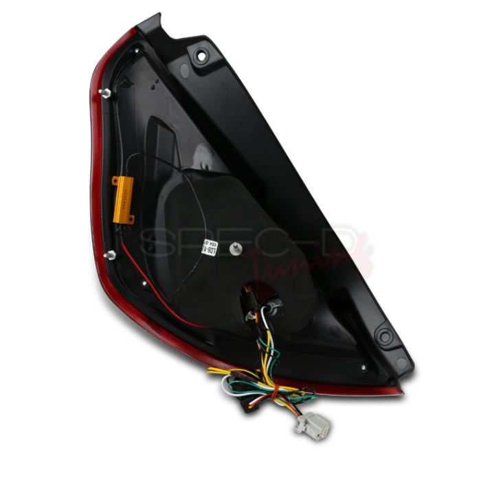 SPEC-D Tuning Ford Fiesta LED Tail Lights - 3 colors Available !