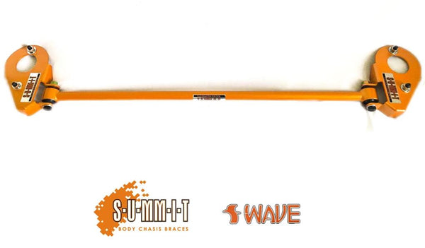 Swave and Summit Rear Beam Torsion Arm Link Bar - 2014-2019 Fiesta ST