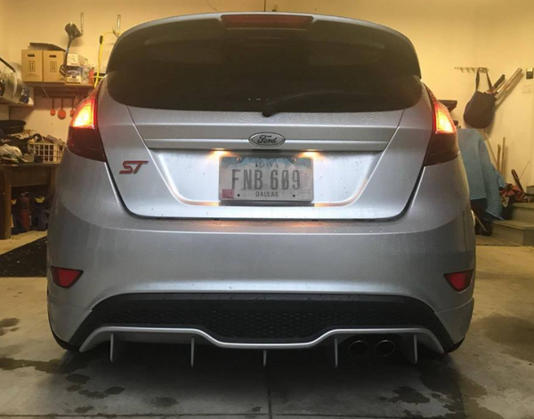 Velossa Tech Diffuser Fins (5 Pack) 2014+ Fiesta ST FREE SHIPPING/ALL COLORS