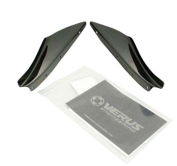 Verus Engineering Dive Planes (Canards) - Fiesta ST 2014-2018 *FREE SHIPPING*