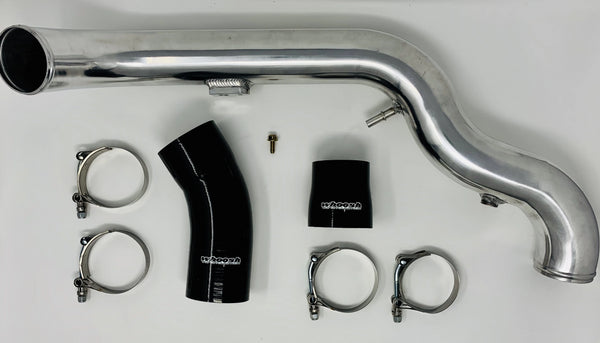 whoosh motorsports Cold Side Intercooler Pipe Kit 2014-2019 Fiesta ST *FREE SHIPPING*
