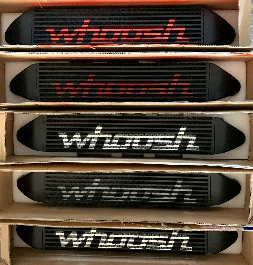 whoosh intercooler stencil *FREE SHIPPING*