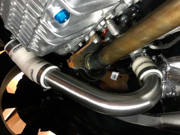 2014+ Fiesta ST whoosh brand Hi-Flo hot side intercooler pipe