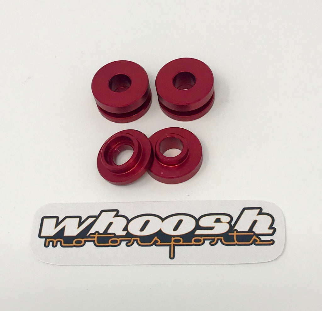 whoosh brand Transmission Cable Bracket Bushings Fiesta ST 2014+ *FREE SHIPPING*