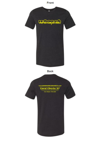 "whoosh motorsports t-shirt  ""Highlighter"""