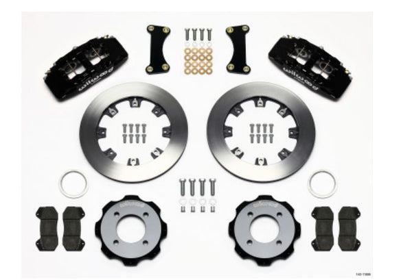 Wilwood Forged Dynapro 6 (12.19in) FRONT Big Brake Kit 2014+ Fiesta ST