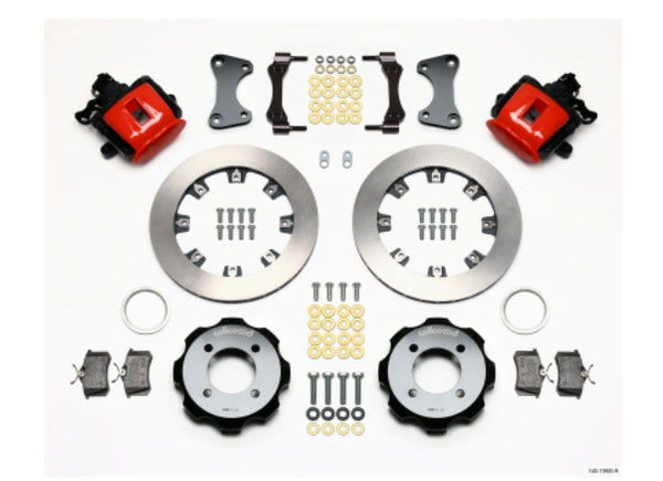 "Wilwood (11.75"") Rear Brake Kit 2014+ Fiesta ST"