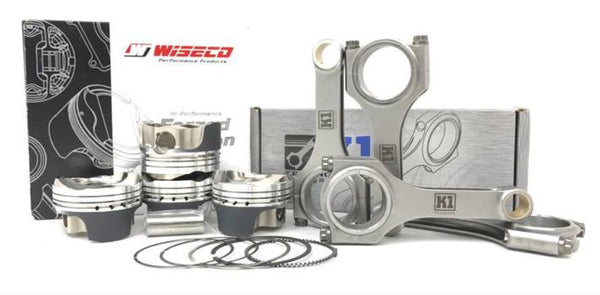 Wiseco Piston / K1 Rod kit | Fiesta ST 2014-2018 (3 bore sizes available)