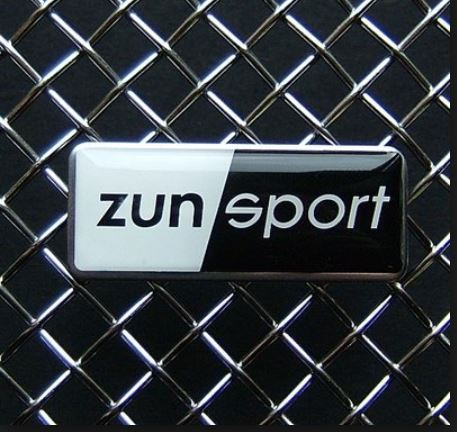 With Parking Sensor 2013-2018 Zunsport Compatible With Ford Transit Custom Lower Grille - Black finish