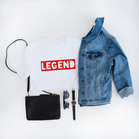 LEGEND Adult T-shirt