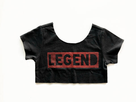 Legend Crop Top