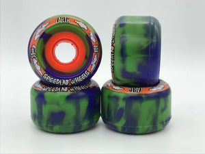 "EARTH x SPEEDLAB WHEELS aka ""GLOBES"""