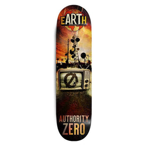 "Authority Zero Deck (8.75"") - Only Available on Tour"