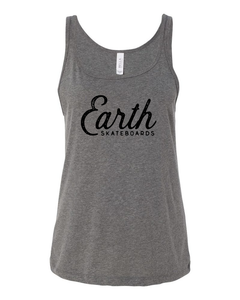 Earth Tank Top - Ladies