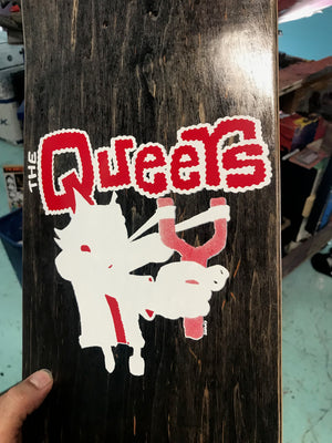The Queers - Artwork by Chris Shary